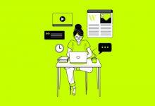 نوشتن متن صفحه محصول